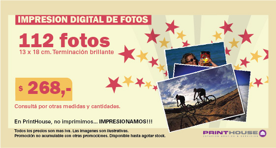 Impresi�n Digital de Fotos