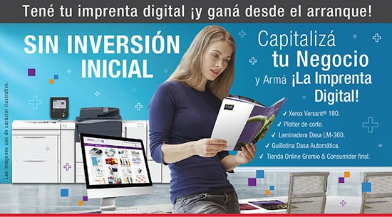 La Imprenta Digital un Negocio Rentable